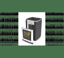 Дровяная печь для бани Greivari Кирасир 20 Intro