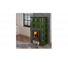 Изразцовая печь-камин Hein Catania 1 H