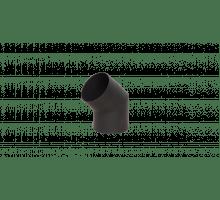 Отвод LAVA черный 45 Д120 сталь 2,0 мм