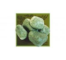 Жадеит для каменок шлифованный, 20 кг